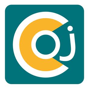Logo Confédération des organisations de jeunesse - COJ