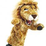 Marionnette : le lion