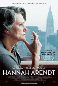"""Affiche du film """"Hannah Arendt"""""""