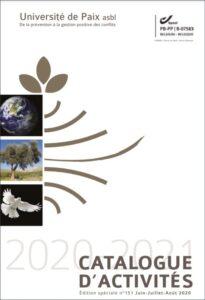 Catalogue d'activités 2020-2021